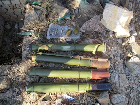 В Славянском районе обнаружили тайник с боеприпасами (фото) - фото 3
