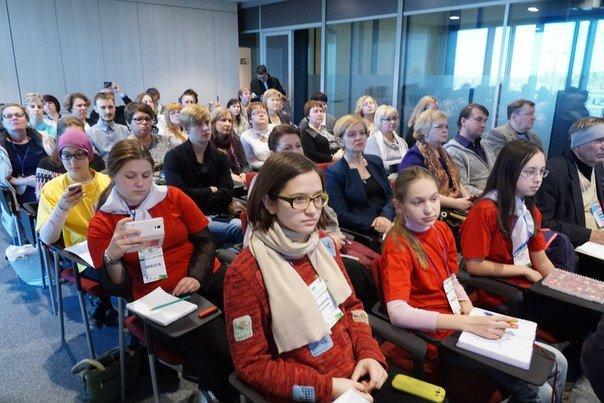 Интервью с Натальей Губковой в рамках круглого стола «JuniorSkills» в Экспофоруме (фото) - фото 1