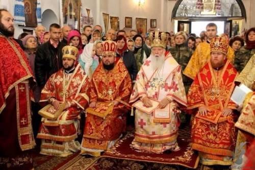 Екатерининская церковь отпраздновала 300-летие (фото) - фото 1