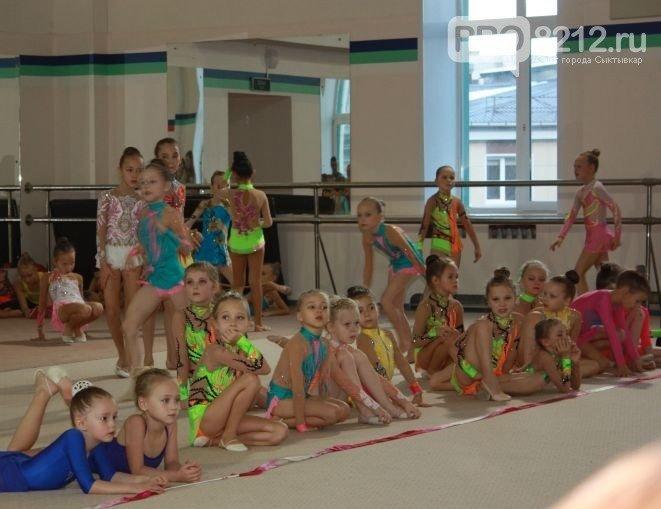 Сыктывкарские гимнастки порадовали тренеров (фото) - фото 2