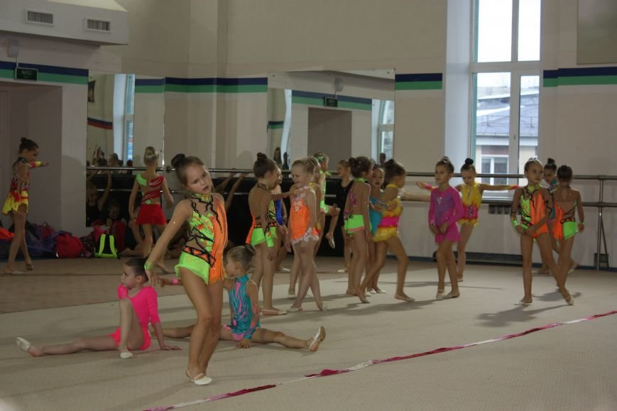 Сыктывкарские гимнастки порадовали тренеров, фото-6