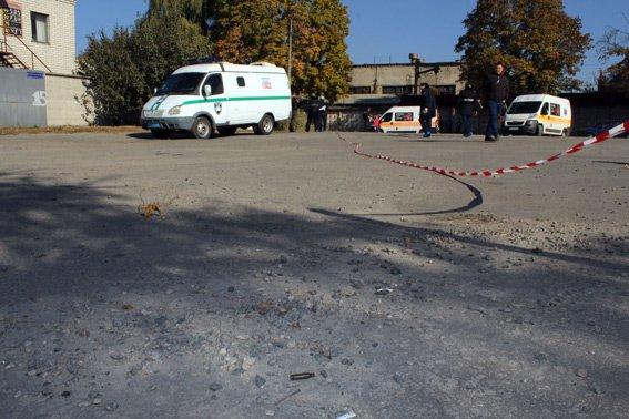 Харьковские милиционеры вместе с «копами» учились отбивать нападение на инкассаторов (ФОТО) (фото) - фото 1