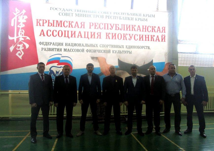 Первая крымская Олимпиада боевых искусств состоялась в Симферополе (ФОТО) (фото) - фото 1