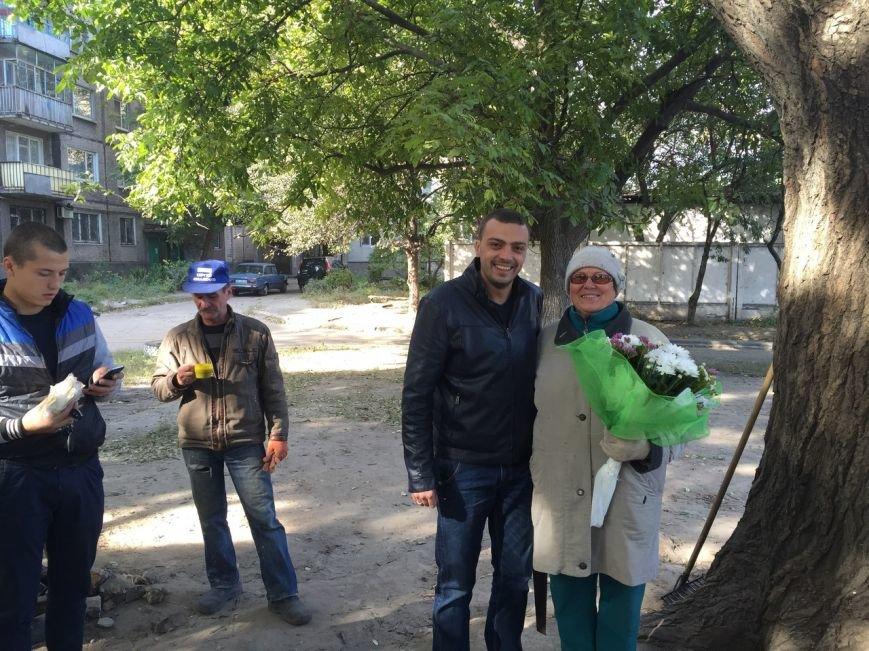Как Сергей Коваленко решает проблемы жителей Днепродзержинска, фото-2