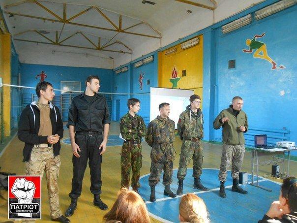 «Хочешь мира – готовься к войне»: кременчужане начали курс подготовки к военным действиям (ФОТО) (фото) - фото 1