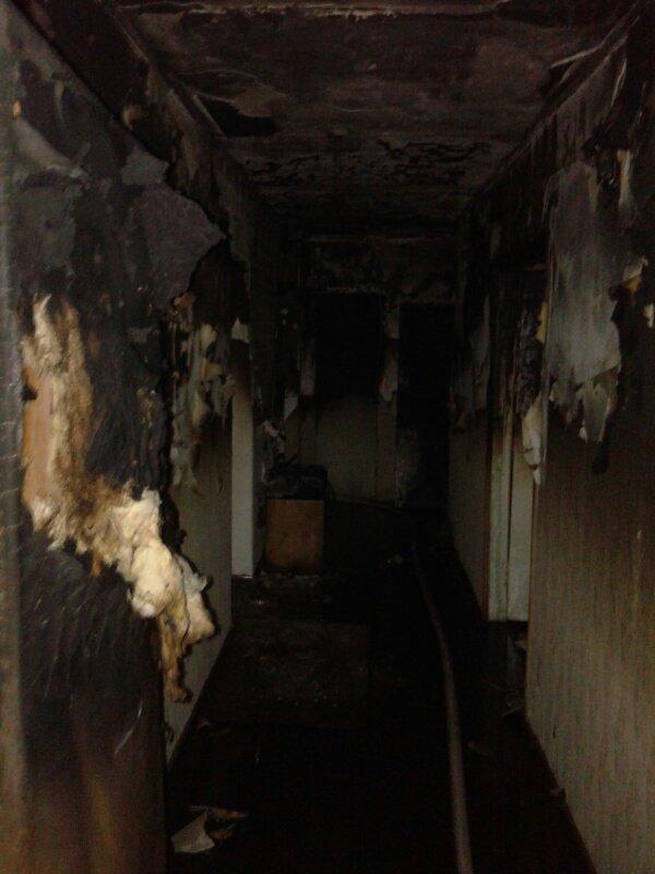 В Николаеве спасли от пожара мать и сына, эвакуировали соседку   (ФОТО) (фото) - фото 3