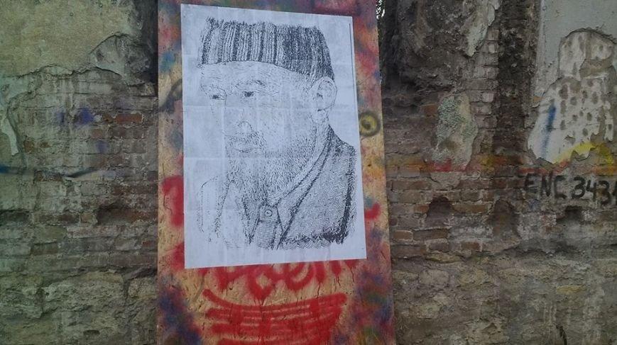 В развалинах мариупольской синагоги художники смогли вырваться из «Плена» (Фотофакт), фото-5