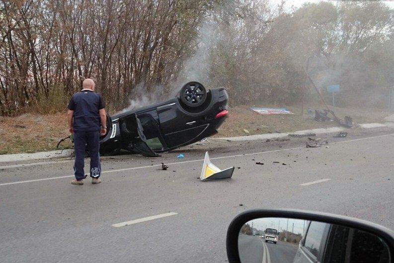 В Белгородской области нетрезвый водитель врезался в киоск «Роспечать», фото-2