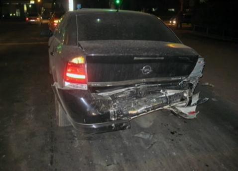 В Сумах столкнулись сразу 4 автомобиля (ФОТО) (фото) - фото 1