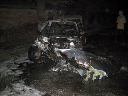В Сумах загорелось авто: три пассажира доставлены в больницу (ФОТО), фото-5