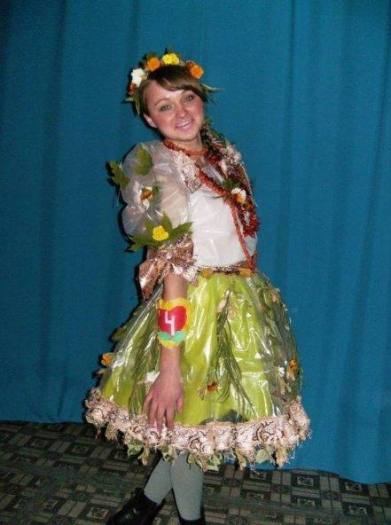 В Днепродзержинской исправительной колонии выбрали «Мисс Осень-2015» (фото) - фото 1