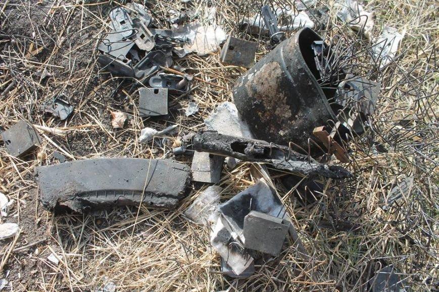 В 55-й запорожской бригаде сгорела палатка, пострадали трое солдат, - фото, фото-6