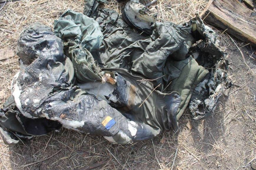 В 55-й запорожской бригаде сгорела палатка, пострадали трое солдат, - фото, фото-7