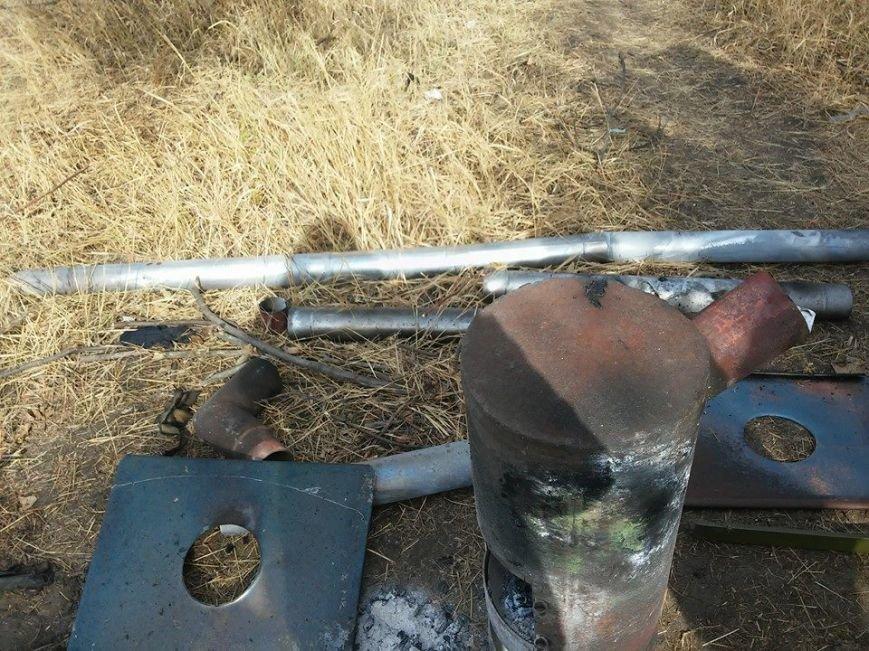 В 55-й запорожской бригаде сгорела палатка, пострадали трое солдат, - фото, фото-5