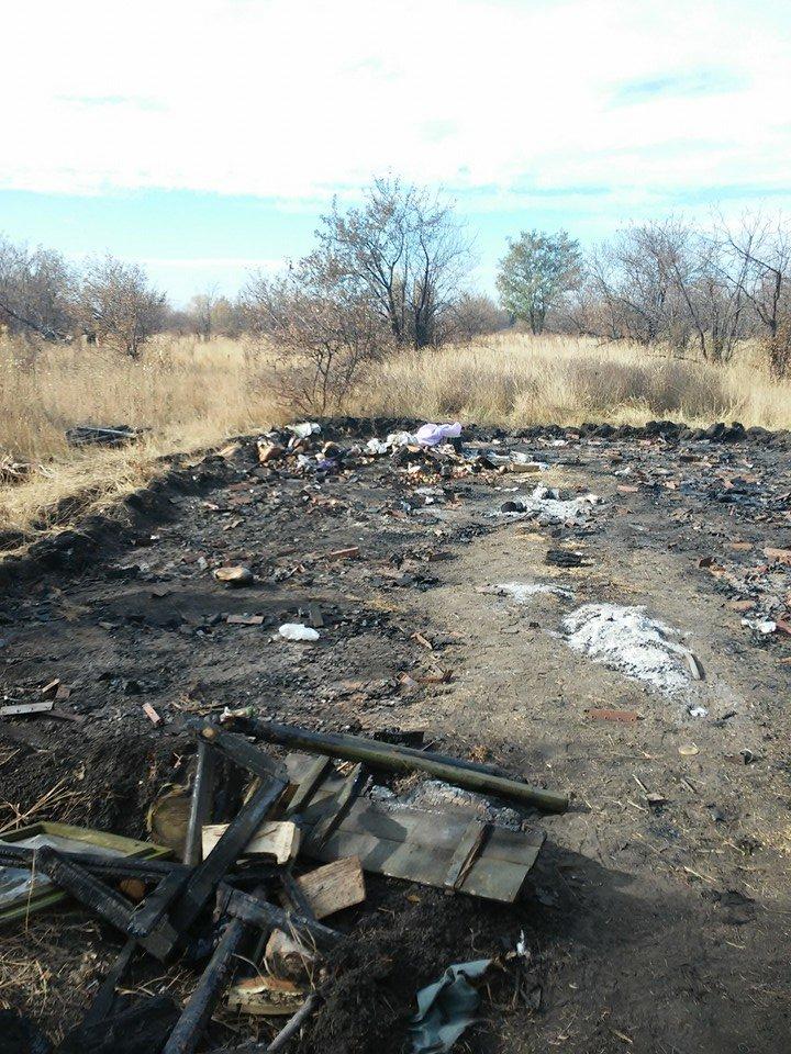 В 55-й запорожской бригаде сгорела палатка, пострадали трое солдат, - фото, фото-2