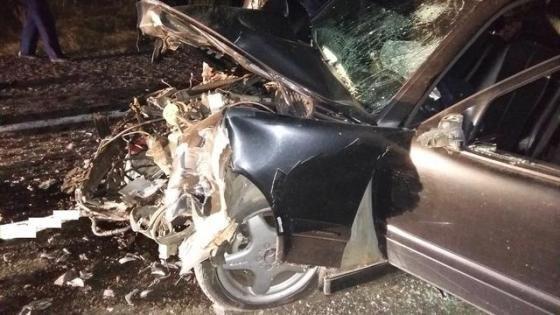 Погибший в результате столкновения с трактором водитель оказался милиционером (фото) - фото 1