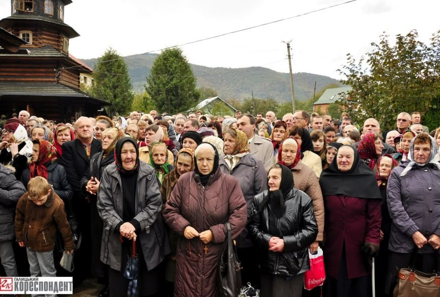 У Дорі освятили відновлену церкву(ФОТО) (фото) - фото 1