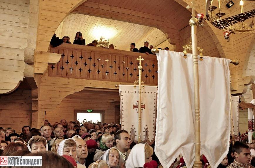 У Дорі освятили відновлену церкву(ФОТО) (фото) - фото 2