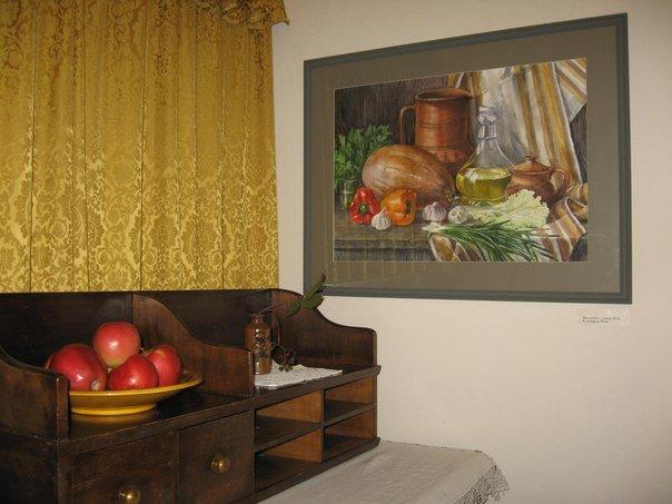 Музей Чистякова в Царском Селе приглашает посетить выставку Елены Мореновой (фото) - фото 3