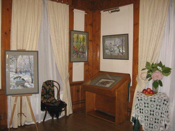 Музей Чистякова в Царском Селе приглашает посетить выставку Елены Мореновой (фото) - фото 2