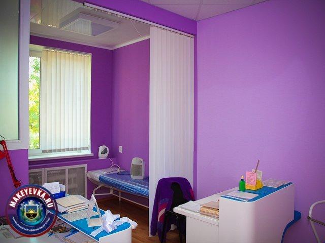 Лечитесь на здоровье! В макеевской больнице появился новый ЛОР-кабинет (фото) - фото 1