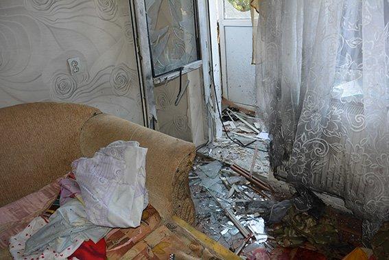 Взрыв в николаевской многоэтажке: в квартире вынесло окна и двери (ФОТО) (фото) - фото 4
