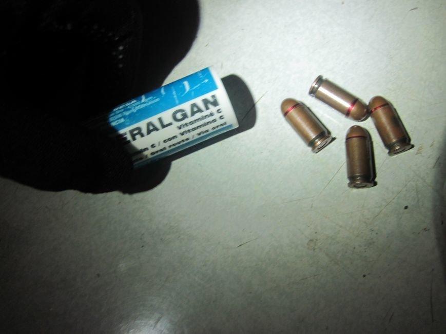 Сумские пограничники в банке из-под лекарств нашли патроны (ФОТО), фото-2