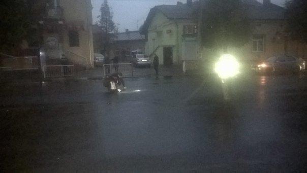Невідомий збив літнього чоловіка і втік з місця ДТП (ФОТО), фото-2