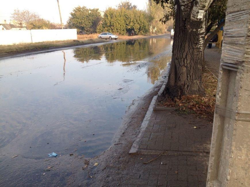 Потоп на улицах Доброполья: нет конца и края (доработать) (фото) - фото 1
