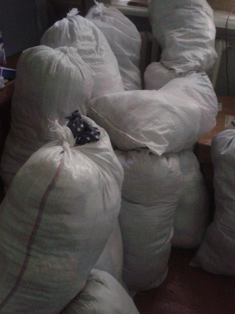 Нуждающимся переселенцам Добропольского района (фото) - фото 1