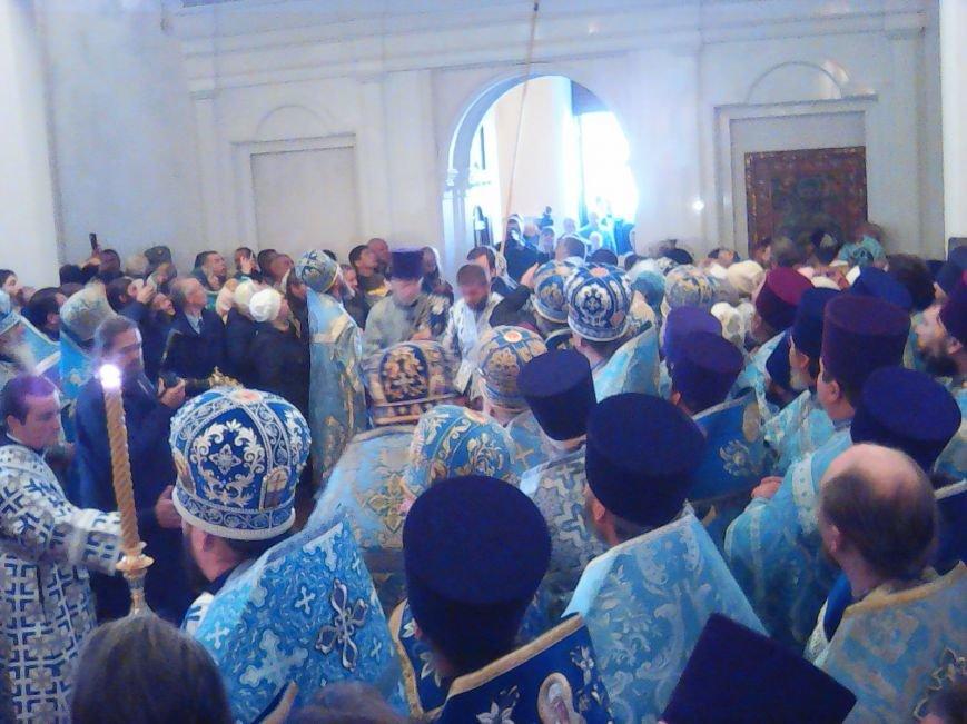 Визит Блаженнейшего Онуфрия в Днепропетровск (ФОТО) (фото) - фото 1