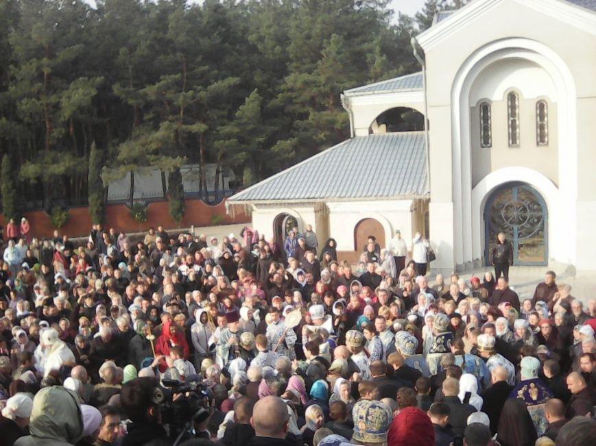 Визит Блаженнейшего Онуфрия в Днепропетровск (ФОТО) (фото) - фото 3