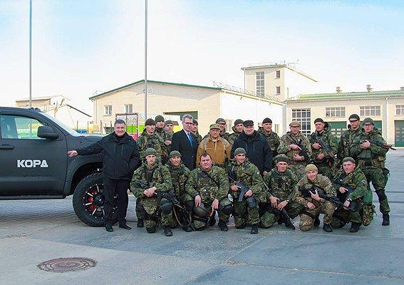 27 октября в Украине начнут набирать новые подразделения спецназа – «КОРД» (фото) - фото 1