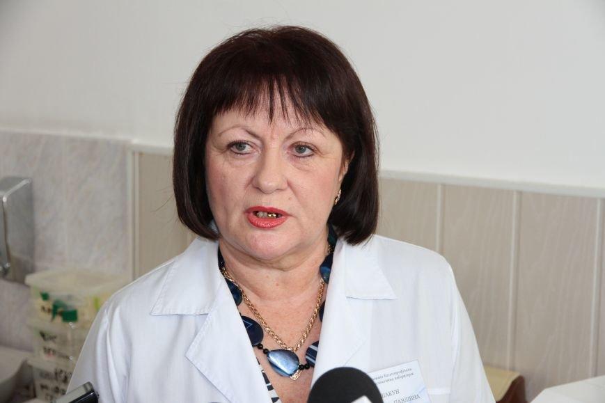 В Николаеве появился уникальный автоматический анализатор крови, который проводит 400 тестов в час (ФОТО), фото-8