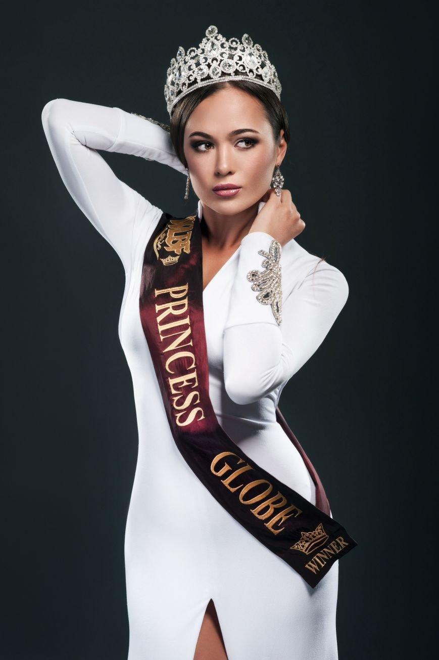 Мариупольчанка стала «Принцессой мира-2015» (ФОТО) (фото) - фото 1