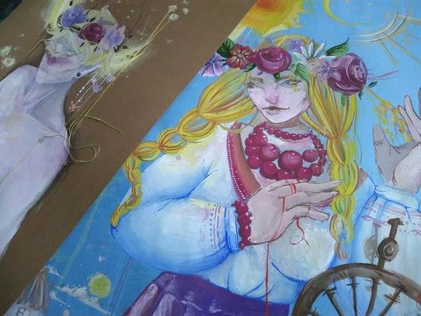 Рисунки школьницы из Днепропетровщины признаны лучшими в Украине (фото) - фото 5