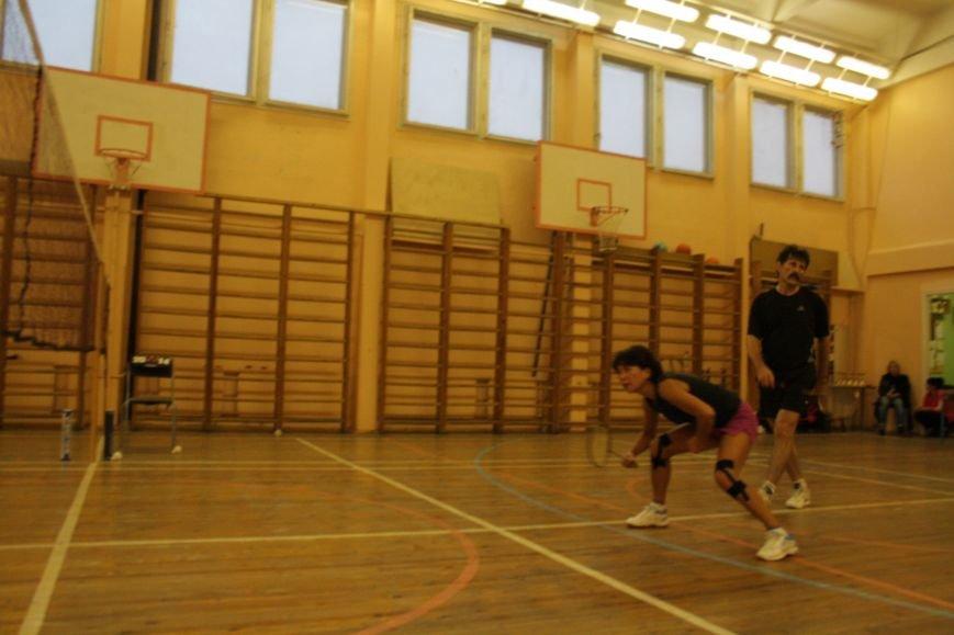 В начале октября в Царском Селе провели турнир по бадминтону, фото-1