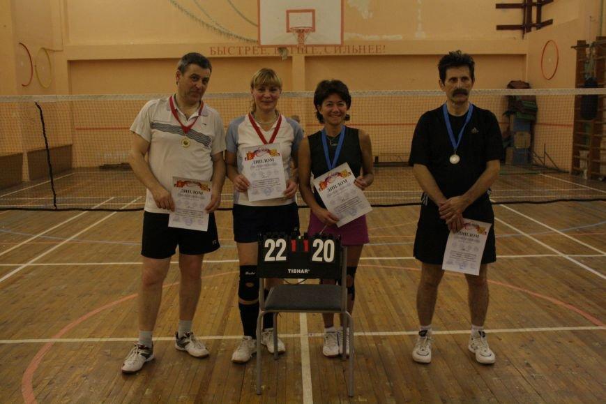 В начале октября в Царском Селе провели турнир по бадминтону, фото-3