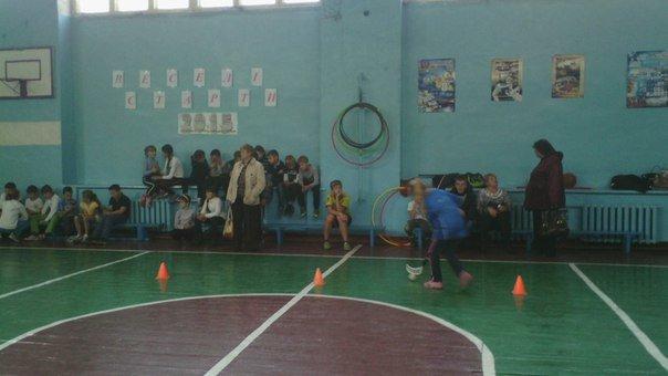 В Красноармейске состоялся финал городских соревнований «Веселые старты» (фото) - фото 1