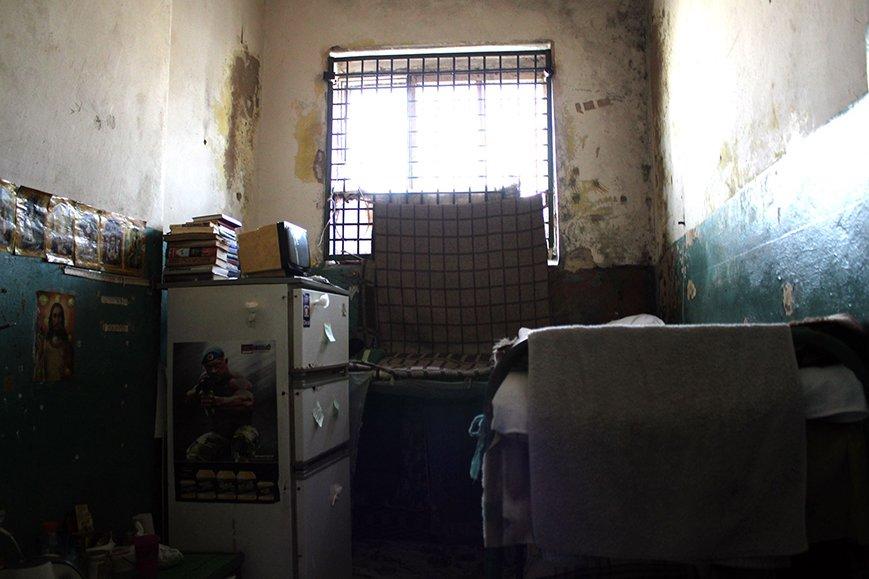 Стало известно, в каких условиях содержатся активисты в Лукьяновском СИЗО (ФОТО), фото-10
