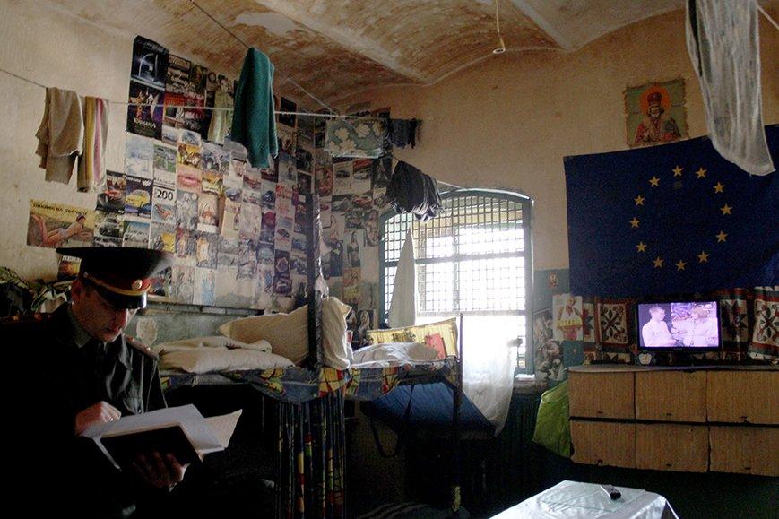 Стало известно, в каких условиях содержатся активисты в Лукьяновском СИЗО (ФОТО), фото-19