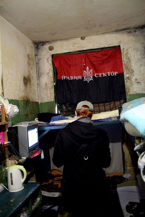 Стало известно, в каких условиях содержатся активисты в Лукьяновском СИЗО (ФОТО), фото-11