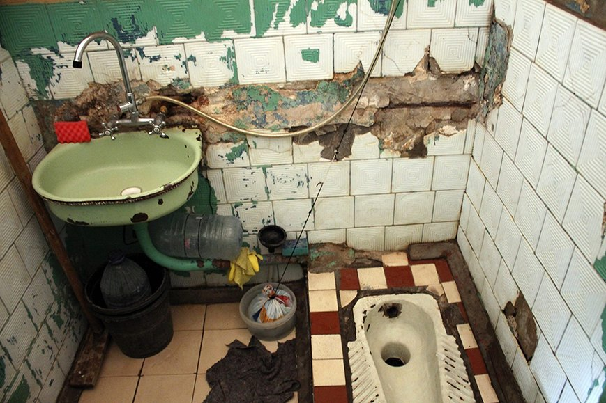 Стало известно, в каких условиях содержатся активисты в Лукьяновском СИЗО (ФОТО), фото-14