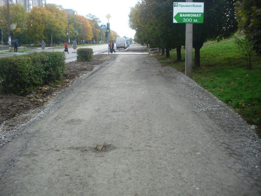На Набережній з'явиться велодоріжка (ФОТО), фото-2