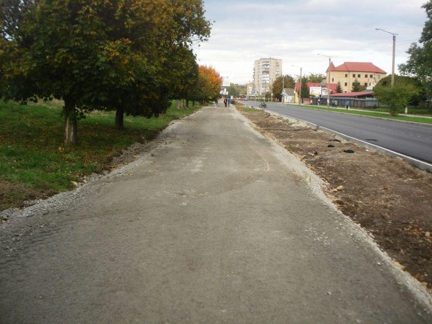 На Набережній з'явиться велодоріжка (ФОТО), фото-1