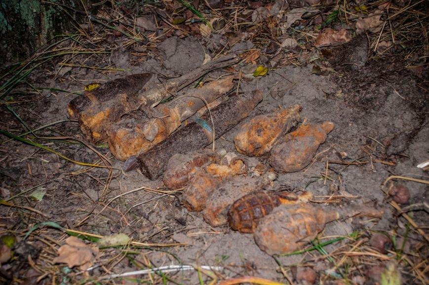В Сумской области выявили 13 боеприпасов (ФОТО), фото-1