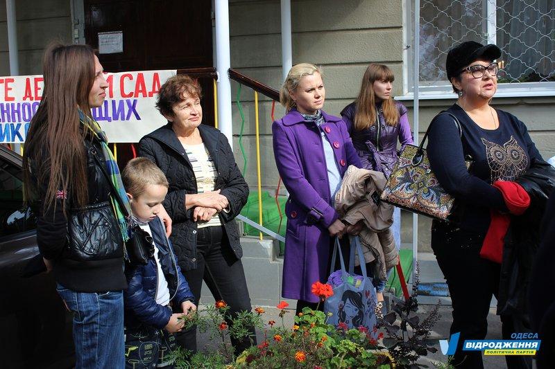 Светлана Фабрикант: Город хочет отобрать детский сад у семей военнослужащих (фото) - фото 3