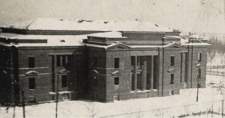 Второй корпус музея им. Яворницкого хотели снести или переделать в Екатеринославский политехнический институт (фото) - фото 2