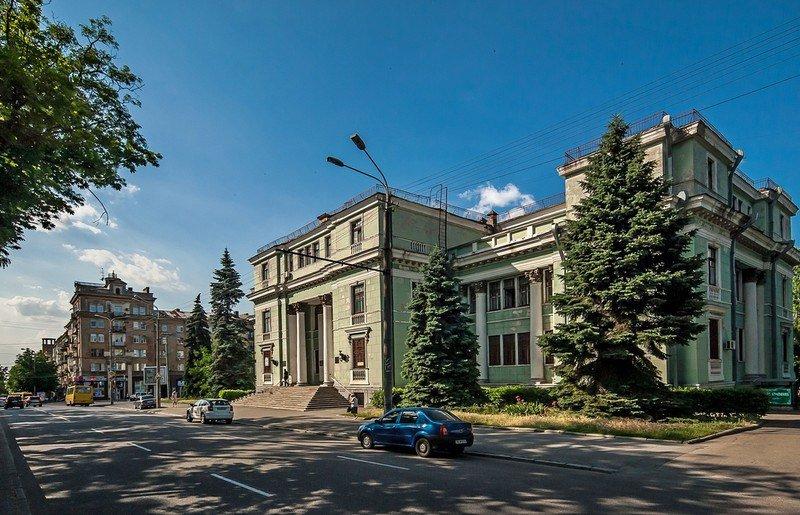 Второй корпус музея им. Яворницкого хотели снести или переделать в Екатеринославский политехнический институт (фото) - фото 4
