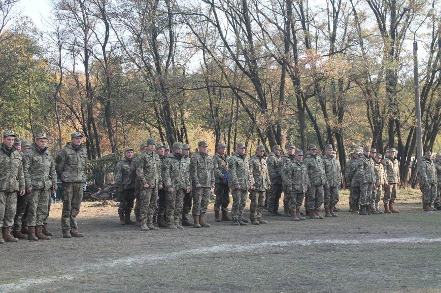 54 отдельный разведывательный батальон принимал гостей, фото-2